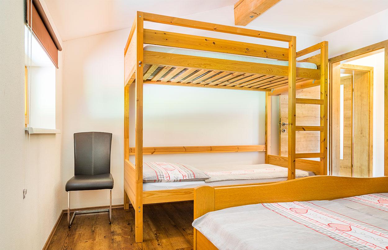 Alpenappartement Oberlehengut in Werfenweng bietet Platz für 4 Personen