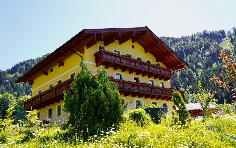 Ferienappartements - Haus Oberlehenegut in Werfenweng im Pongau