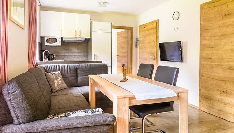 Ferienwohnung am Bauernhof in Werfenweng - Oberlehengut bietet Platz für 4 Personen