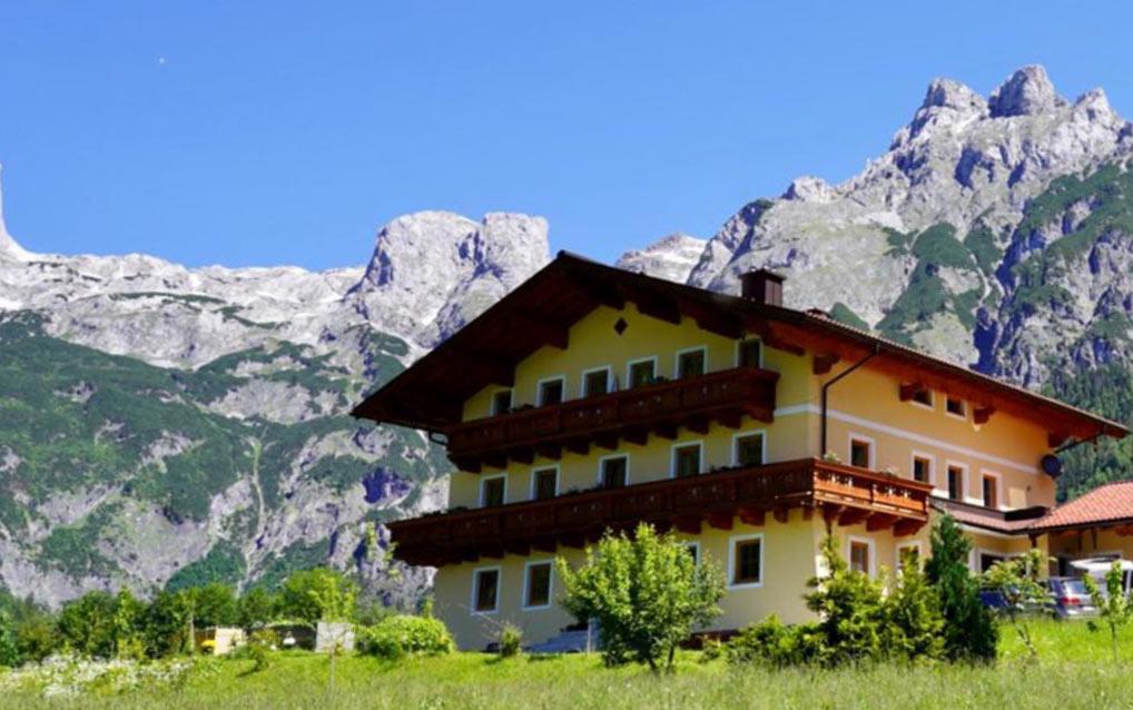 Ferienwohnungen - Haus Oberlehengut in Werfenweng im Pongau