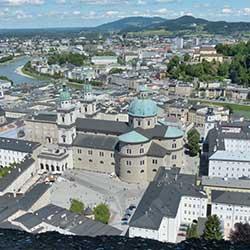 Salzburg Stadtbesichtigung Sightseeing