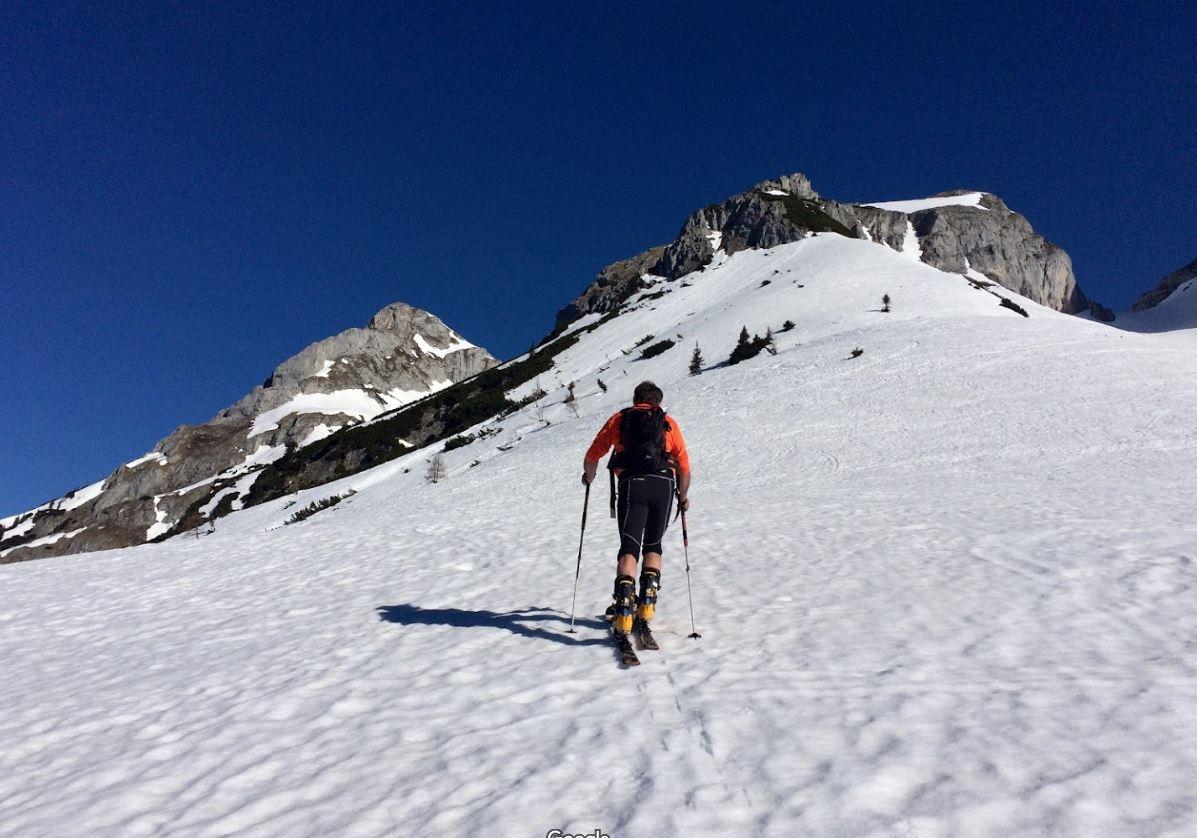 Skitouren Werfenweng im Salzburger Land