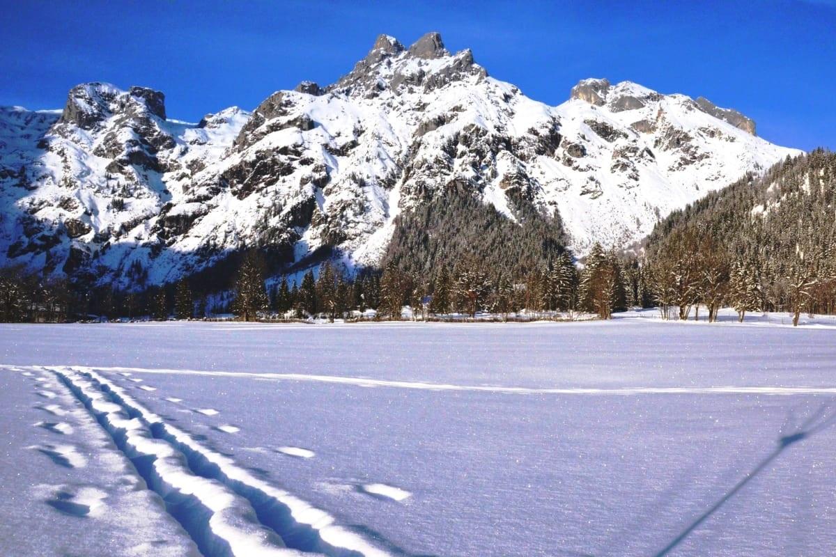 Winterurlaub in Werfenweng Salzburger Berge