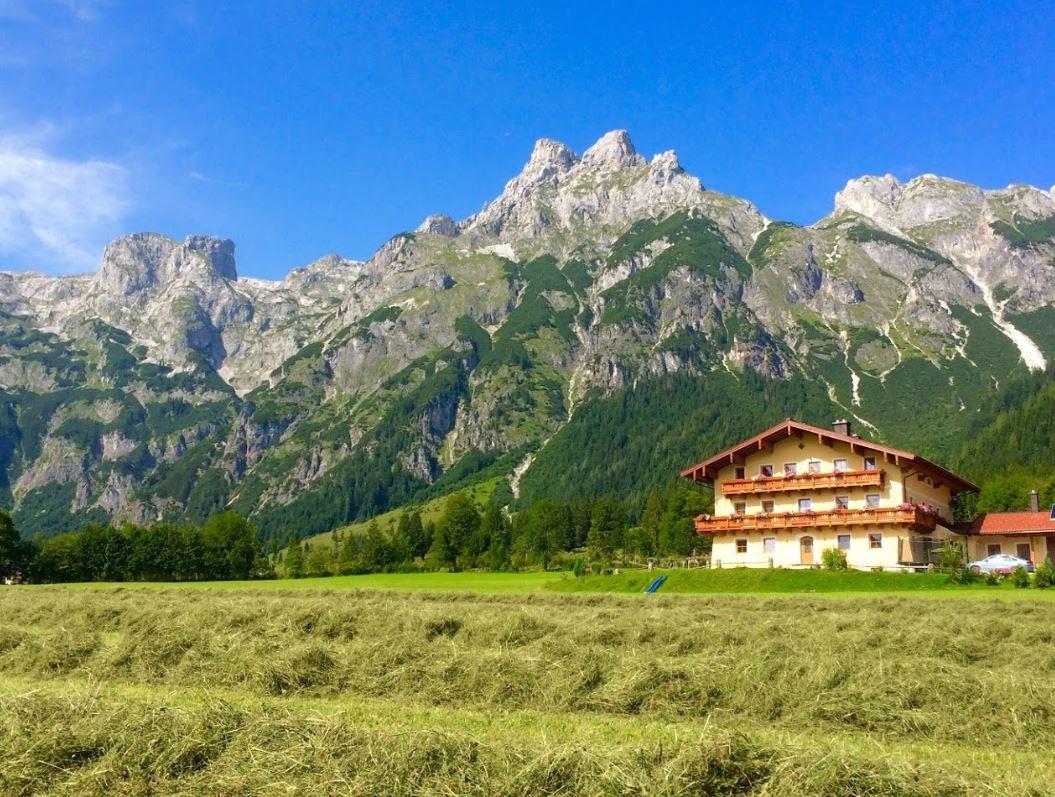 Sommerurlaub Werfenweng - Urlaub auf dem Bauernhof