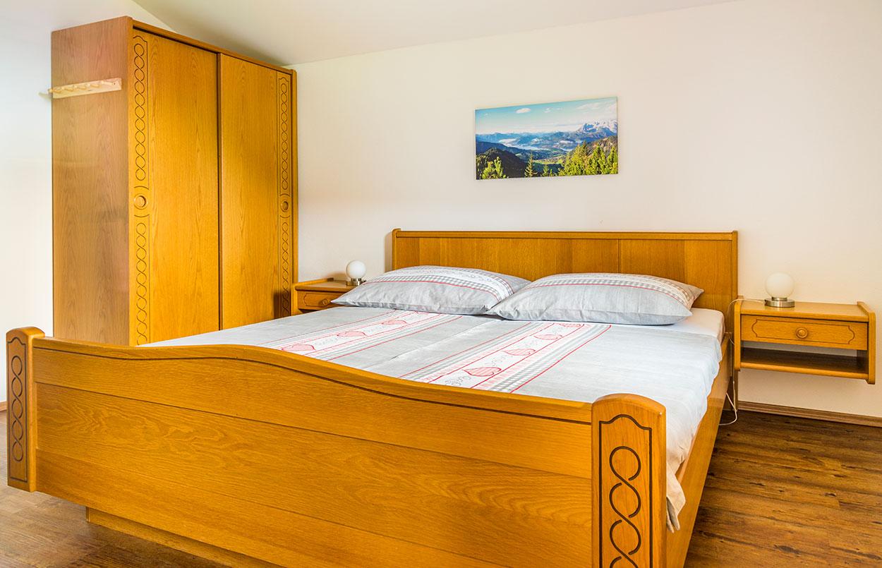 Zweibettzimmer Alpenappartement Oberlehengut in Werfenweng