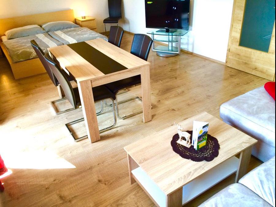 ferienunterkunft Appartement in Werfenweng