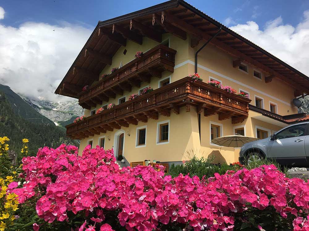 Ferienwohnung in Werfenweng bei Salzburg - Das Oberlehengut bietet schöne Appartements am Bauernhof